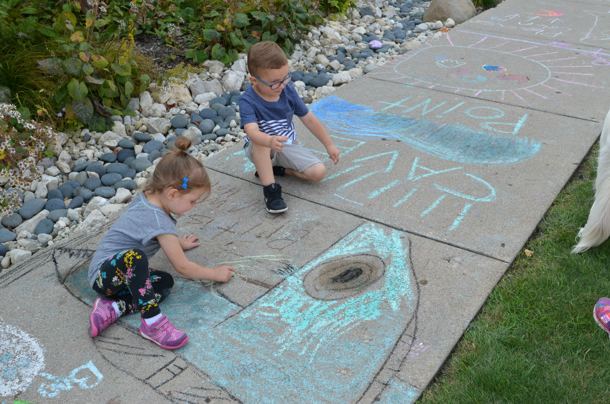 Chalk the Bay 2017 - pic 3