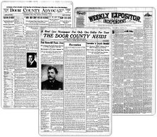 Door County Library Newspaper Archive